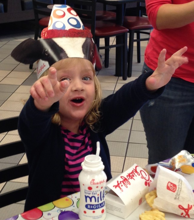 Chick-fil-A Parties Are the Best!