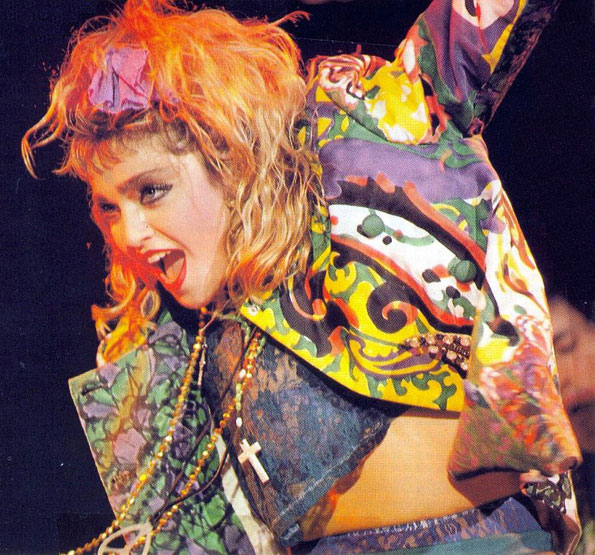Madonna Virgin Tour