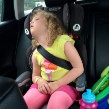 summer camp is exhausting