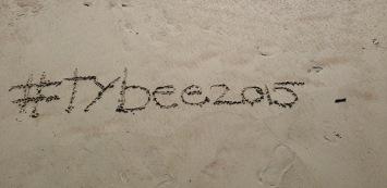sand hashtag!