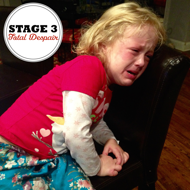 4 Stages of Homework: Stage 3