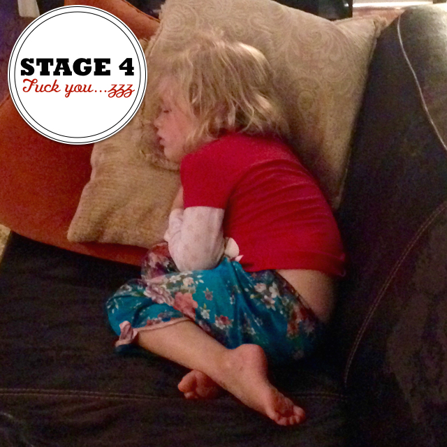 4 Stages of Homework: Stage 4