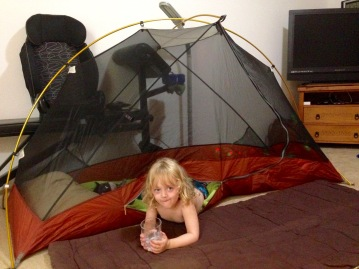 indoor camping is the bomb.