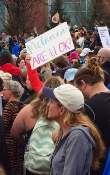 a compassionate crowd